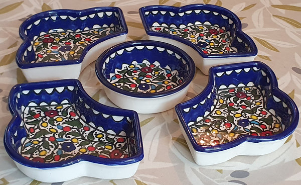 'Lazy Susan' 5 part serving dish *SPECIAL PRICE*