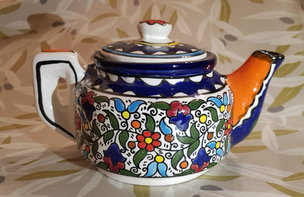 Ceramic Teapot - Medium (various patterns available)