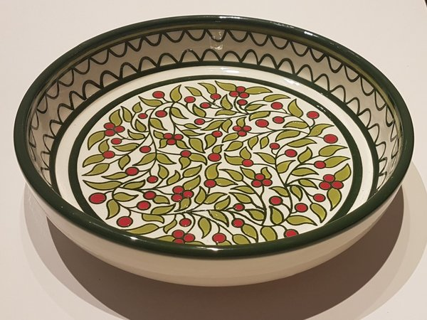 Large Ceramic Serving Dish