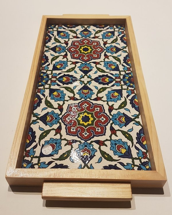 Ceramic Drinks Tray (36cm)